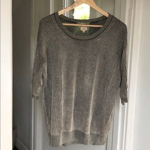 Wilfred 3/4 Sleeve Sweater